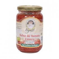 Salsa De Tomate Bio Casera con Avellanas y Almendras Capell