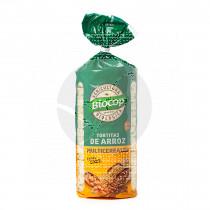 Tortitas de arroz Multicereales 200 gr Biocop