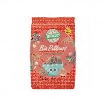 Bio Pillows cacao y avellanas sin gluten Biocop