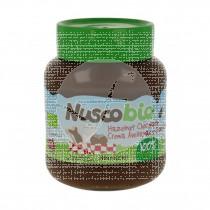 Crema de Chocolate y Avellanas Bio 400Gr Nuscobio