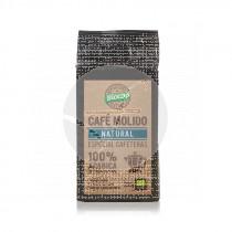 Café Molido Natural 100% Arábica Biocop