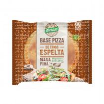 Base de pizza masa fina con espelta 390 gr Biocop