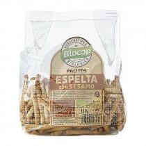 Palitos De Espelta con Sésamo Bio Biocop