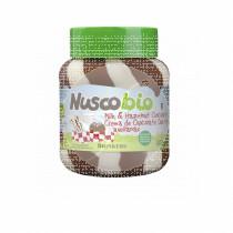 Crema de chocolate duo Bio 400 gr Nuscobio
