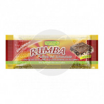 BARRITAS DE CHOCOLATE NEGRO ARROZ RUMBA BIO VEGAN RAPUNZEL