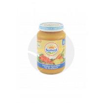 Potito De Zanahoria Patata y Ternera Bio 6 Meses Sunval