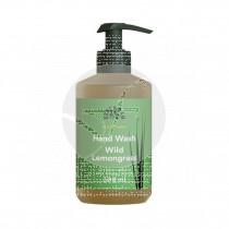 Jabón de manos lemongrass citronela organic vegano 300ml Urtekram