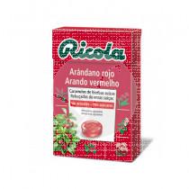 Caramelos De Arandanos sin Azucar Ricola