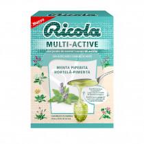 Caramelos de Menta Multi-Active sin azúcar Ricola