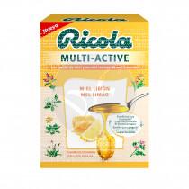 Caramelos De Miel y Limon Multiactive sin Azúcar Ricola