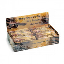 Barritas Whey REcovery sabor Chocolate Megaplus