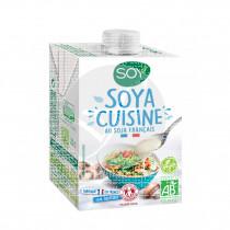 Crema de Soja para cocinar Bio Soy