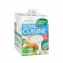 Crema Leche Soja Cocinar Bio 30748 Bio Soy