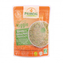 Risoto De Quinoa Real Verduras y Legumbre Bio Vegano Primeal