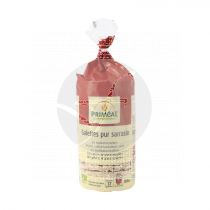 Tortitas de trigo Sarraceno Eco Sin Gluten 100gr Primeal