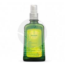 Aceite corporal refrescante de citrus 100ml Weleda