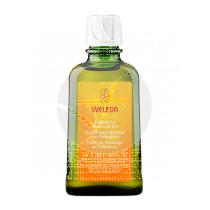 Aceite de masaje con calendula 100ml Weleda