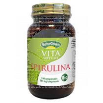 Espirulina Biologica Vita Superlife NaturGreen