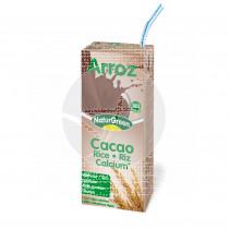 Bebia Vegetal Arroz Choco 200ml NaturGreen