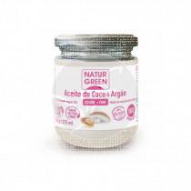 Aceite Coco y Argan Bio Vegan NaturGreen