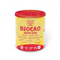Biocao super kids Bio sin gluten 400gr Naturgreen