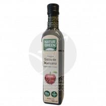 Vinagre de sidra de manzana Bio 500ml  Naturgreen