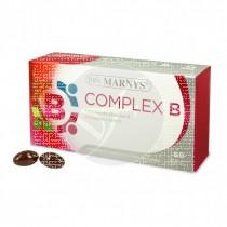 Vitamina B complex 505mg cápsulas Marnys