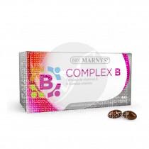 Vitamina B Complex 505Mg capsulas Marnys