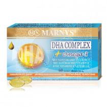 DHA COMPLEX 60CAPSULAS 515MG MARNYS