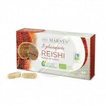 Reishi Bio 400Mg 30capsulas Marnys