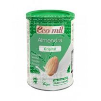 Bebida vegetal de almendra polvo bio 400gr Nutriops
