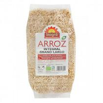 Arroz largo integral Bio 1Kg Biogra