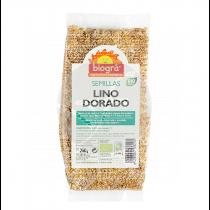 Semillas De Lino Dorado Bio 250Gr Biogra