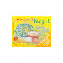 Caldo Vegetal Bio En Cubitos Biogra