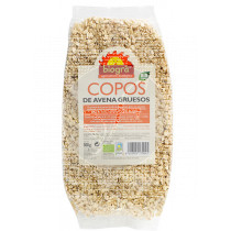 Copos De Avena Gruesos Eco 500Gr Biogra