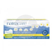 Tampon Regular sin aplicador Natracare
