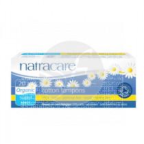 Tampon Super sin aplicador Natracare