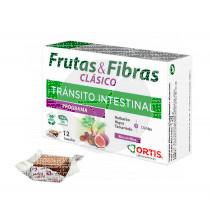 Frutas y Fibras Clásico 12 Cubitos Ortis