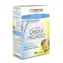 Metodren Depur Higado 60 comprimidos Ortis