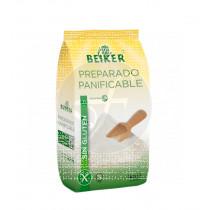 Preparado Panificable sin gluten 1Kg Beiker