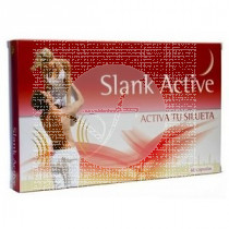 SLANK ACTIVE 60 CAPSULAS RIDDER