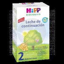 Leche Infantil continuacion 2 Bio Hipp