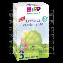 Leche Infantil Crecimiento 3 12M Bio Hipp
