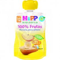 Bebible Manzana, Pera y Platano Hipp