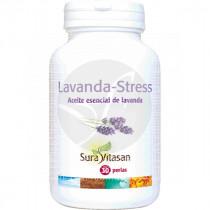 Lavanda Stress 30 perlas Sura Vitasan