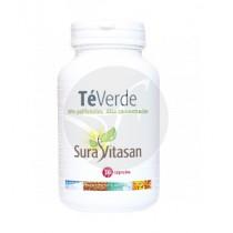 Te verde 50% Polifenoles 250Mg 30 capsulas Sura Vitasan