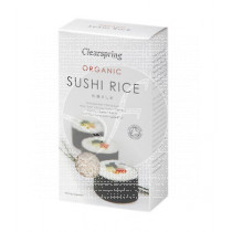 Arroz Para Sushi organico Clearspring