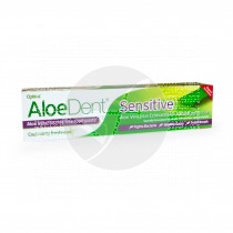 Dentífrico AloeDent Sensitive 100ml Optima
