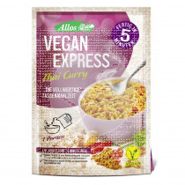 VEGAN EXPRESS THAI CURRY ALLOS