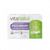 Vitanatur Equilibrio Estres 30 comprimidos Vitanatur